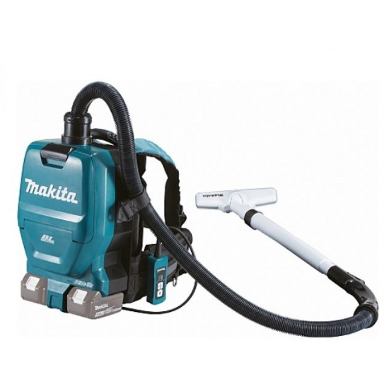 MAKITA BATTERY BACK VAC