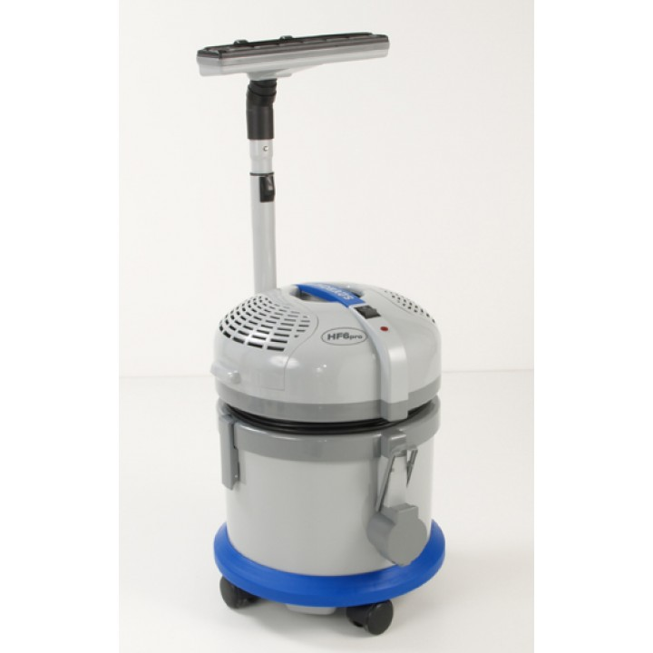 HF6 PRO ECO FORCE CANNISTER VAC