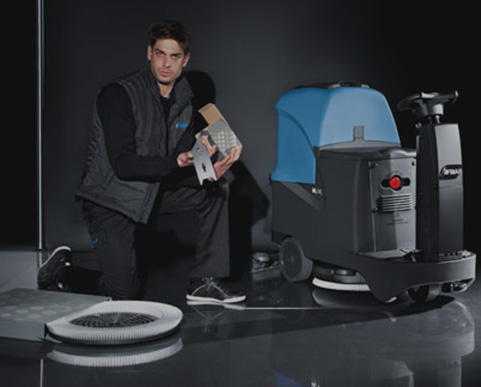 Cleaning Machine Spare Parts Iceclean